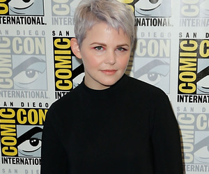 Ginnifer Goodwin Debuts Gray Hair at Comic-Con -- Like the Look?!