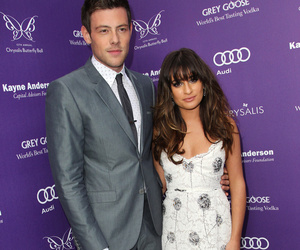 Lea Michele Honors Cory Monteith on Anniversary of His Death: We Think of You…