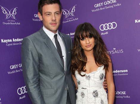 Lea Michele Honors Cory Monteith on Anniversary of His Death: We Think of You Always!