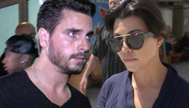 Scott Disick -- I May Be Partying, But I Haven't Abandoned My Kids