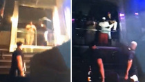 Lil Wayne/Birdman Liquid Club Brawl -- New Video Shows Rapid Vodka Fire