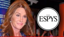 Caitlyn Jenner -- Gamble On My Boobs ... Prop Bets Over Espy Outfit
