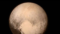 Pluto -- Nine Years in the Making for this Photo