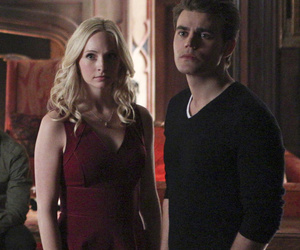 Paul Wesley Describes the Perfect Caroline-Stefan Date -- But Are They Doomed…