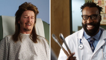 Baron Davis -- I'm a Testicle Doctor Now!!