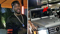 Ty Lawson -- Arrested for DUI