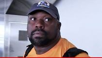 Warren Sapp -- BACK FROM THE DEBT ... My Bankruptcy Is Over!!!