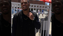 J.J. Watt's College Teammate -- Exposes Hilarious MTV Cameo ... 'We Gave Him S**t For It'