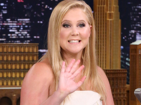 Amy Schumer Sent Sexually Explicit Text Message to Katie Couric's Husband