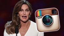 Caitlyn Jenner -- Instagram Blackout Over Hateful Comments