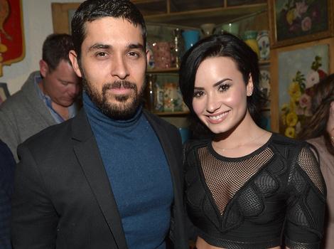 Demi Lovato Says She Wants to Marry Wilmer Valderrama