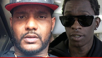Rapper Rico Richie -- Cops Wanted Young Thug ... But 'Popped' Me for Drugs & Guns