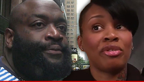 Rick Ross' Baby Mama -- I'm Gonna Get You, Clucker!! Demands Cut of Wingstop Cash