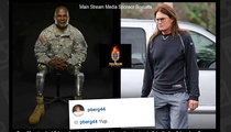 Peter Berg -- Pissed Over Caitlyn Jenner ... She Doesn't Deserve the Praise