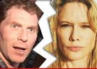 Bobby Flay, Stephanie March -- Divorced Settled ... Stephanie Scores