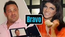 Teresa Giudice -- Crime Pays, Bitches ... Watch Me On TV Behind Bars!