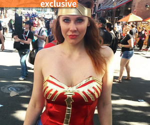 Maitland Ward on Handling Overzealous Cosplay Fans: I Have an Army Around Me