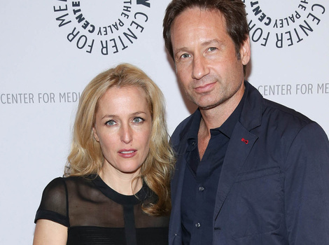 See David Duchovny & Gillian Anderson Return In First 'X-Files' Reboot…