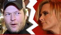 Blake Shelton & Miranda Lambert -- Divorcing