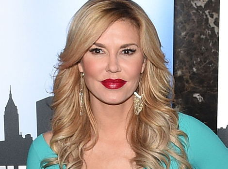 Brandi Glanville: Cutting Back on My Antidepressants After 'RHOBH' Exit