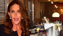 Caitlyn Jenner -- I'm a Wine and Champagne Gal, Now!