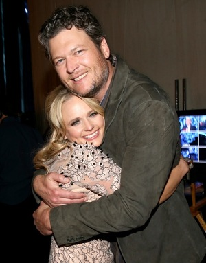 Blake Shelton & Miranda Lambert -- Before the Split