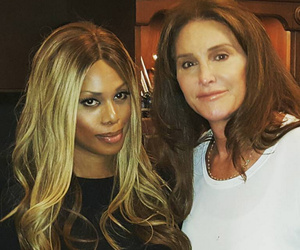 Laverne Cox Says Caitlyn Jenner's Transition Has Gone 'Beautifully,' Calls Her…