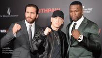 'Southpaw' Jake Gyllenhaal vs. Eminem vs. 50 Cent -- Who'd You Rather?