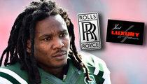 Chris Johnson -- Allegedly Smashed Rolls-Royce ... NFL Star Calls B.S.