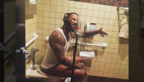 The Game – My New Album's Gone to Pot (PHOTO)