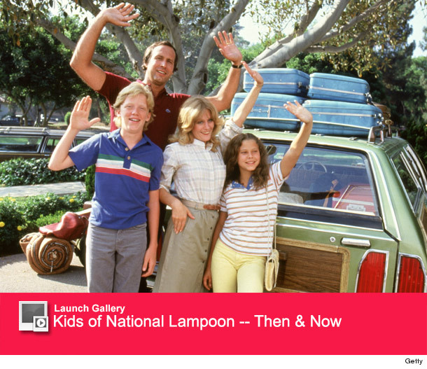 The Kids of National Lampoon's 'Vacation' Films -- Where Are They ...