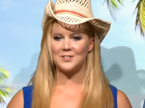 Check Out Amy Schumer's Hilarious Impression of 'RHONYC' Star Sonja Morgan