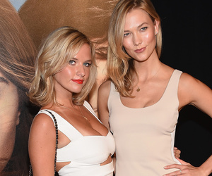 Karlie Kloss' Sister Kimberly Is Gorgeous -- See Her Red Carpet Debut!