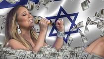 Mariah Carey -- Cashing In On The Holy Land