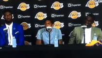 New Lakers -- Kobe Who?? (VIDEO)