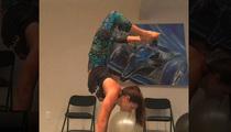Danica Patrick -- Will Make You Love Yoga (VIDEO)