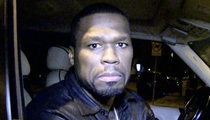 50 Cent -- Socked With Another Two Million in Sex Tape Damages