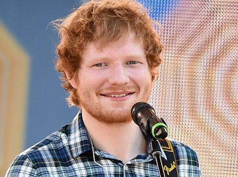 Ed Sheeran Reveals One VERY Embarrassing Stage Moment