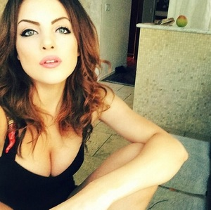 Elizabeth Gillies -- Birthday Babe
