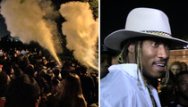 Future -- House of Blues Concert Shut Down After Crowd Melee