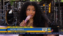 Nicki Minaj -- Taylor Swift Was Wrong ... And She Admitted It
