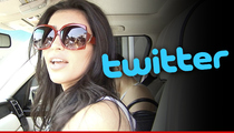 Kim Kardashian -- I Got a Great Idea for Twitter