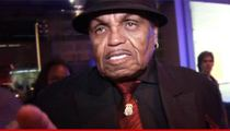Joe Jackson -- Alert and Cracking Jokes After Stroke, Heart Attacks
