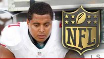 NFL's Jonathan Martin -- Retiring From Football ... At the Age of 25