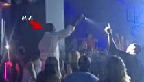 Michael Jordan -- Sippin' $4,000 Tequila ... In Nightclub Turn Up