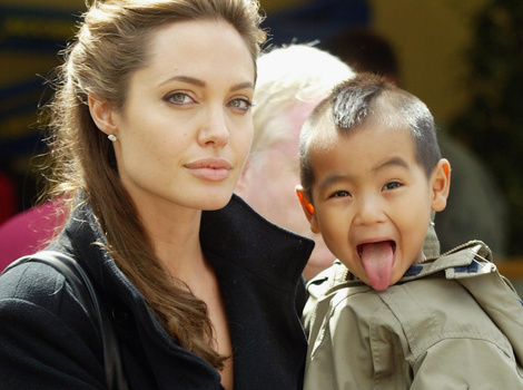 Angelina Jolie Opens Up About Son Maddox: He Is My Son But He Is Also a Son of Cambodia