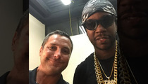 Indiana Mayor -- I'm Cool With 2 Chainz ... He Doesn't Attract Bad People Like Chief Keef