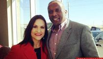 NFL Coach Jen Welter -- 'Took Vicious Hits In Men's League & Got Up' ... Says Tim Brown