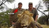Cecil the Lion -- Killer Dentist Gets Police Protection