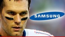 Tom Brady -- DISSES SAMSUNG ... I Replaced That Crap with iPhone 6